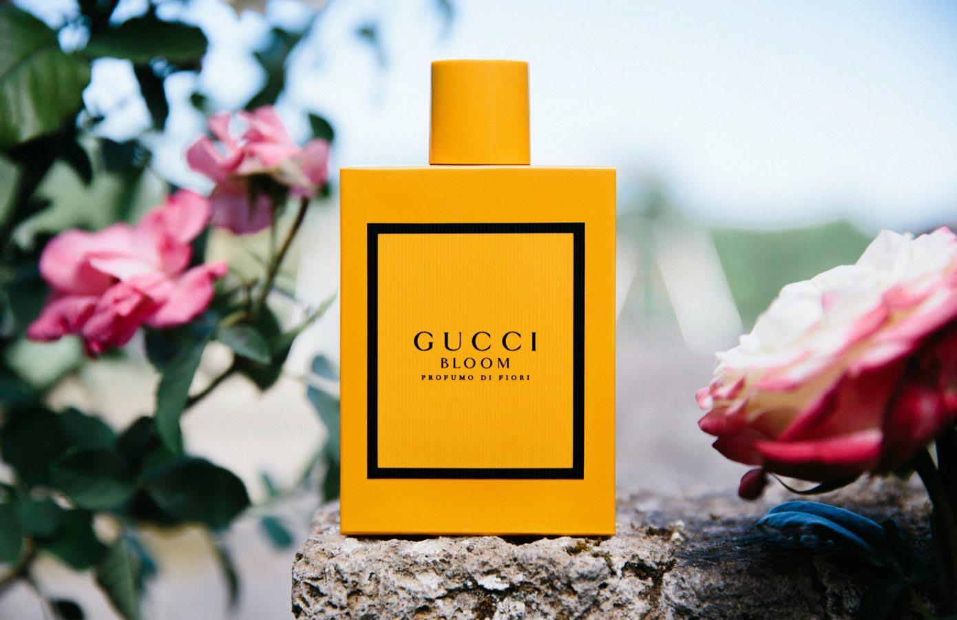 6 chai nước hoa hương hoa cỏ mới cho 2021: Gucci Bloom Profumo di Fiori