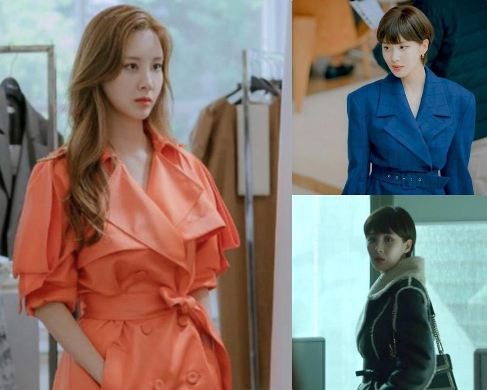 Phim Hàn cuối năm 2020 có gu thời trang đẹp: Private Lives