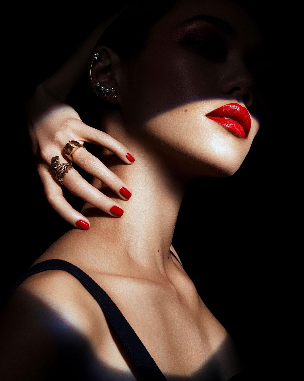 Sơn móng tay Dior Nail Lacquer màu đỏ 999