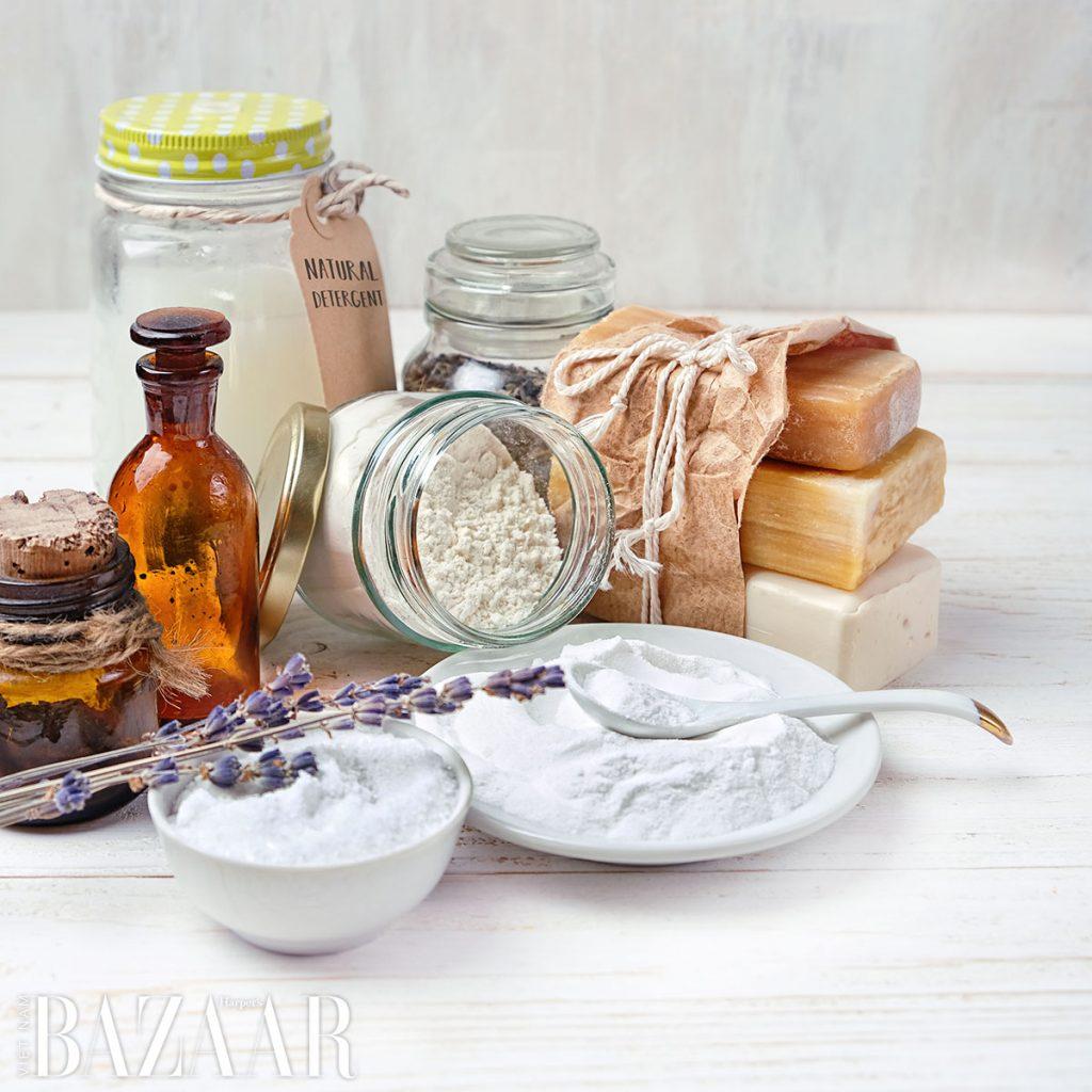 công dụng của baking soda trị mụn