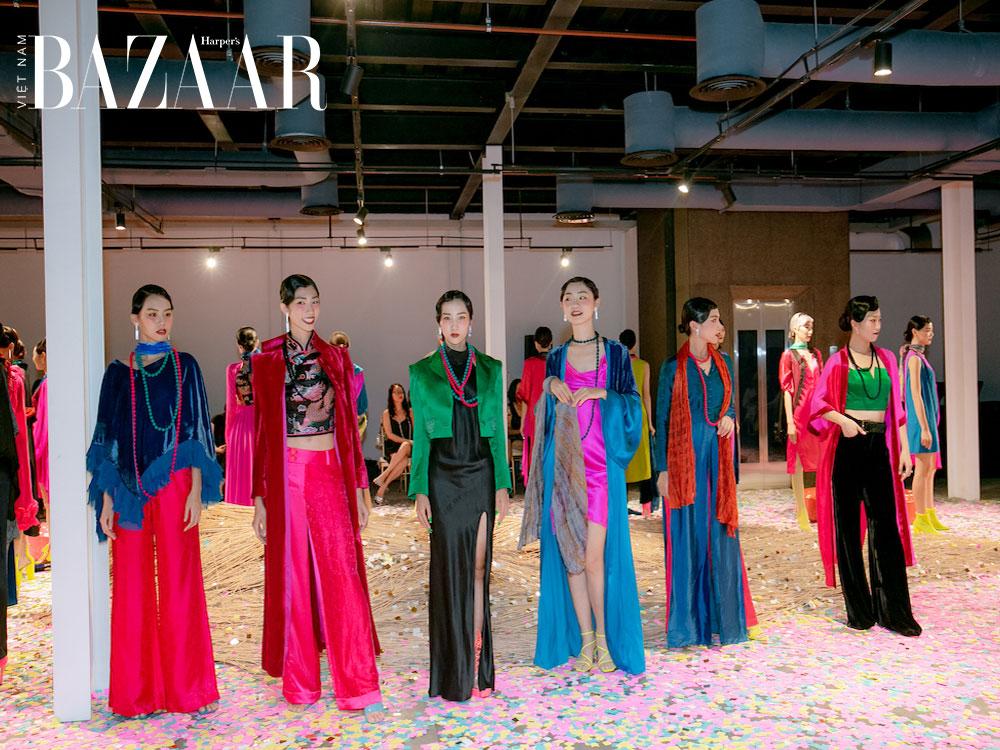 Umbrella Thu Đông 2020: Vietnam Color