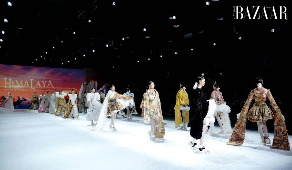 Tuần lễ Thời trang Quốc tế 2020 ở Trung Quốc: Cơ hội thâm nhập thị trường Đại Lục cho các NTK nước ngoài