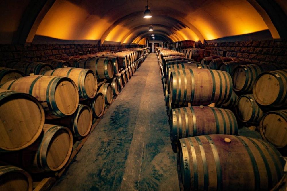 Trung Quốc nằm trong nhóm các quốc gia Tân Thế Giới, áp dụng cách ủ rượu hiện đại. Ảnh: ABC