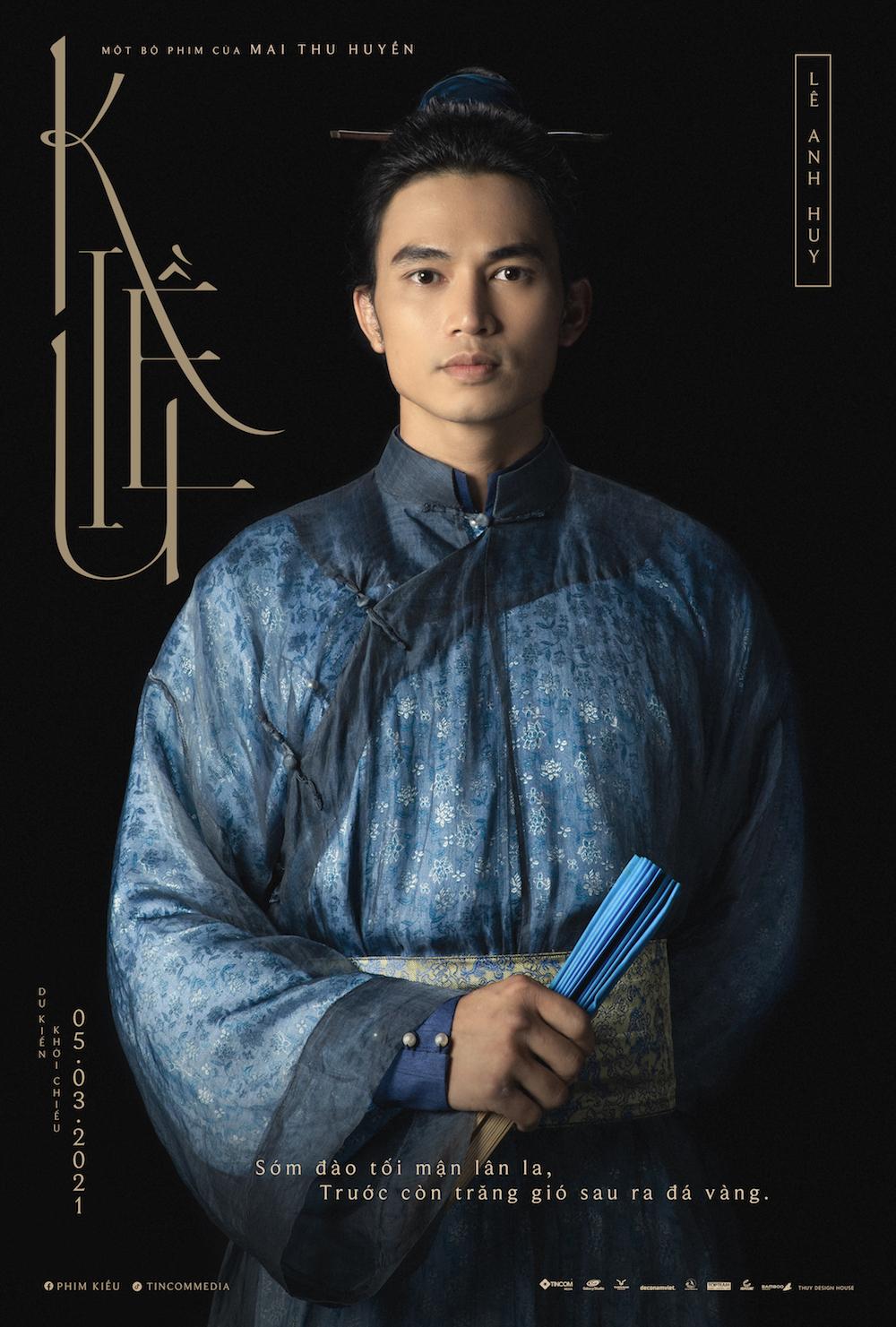 Phim Kiều sắp sửa ra rạp đúng dịp kỷ niệm 200 năm ngày mất Nguyễn Du