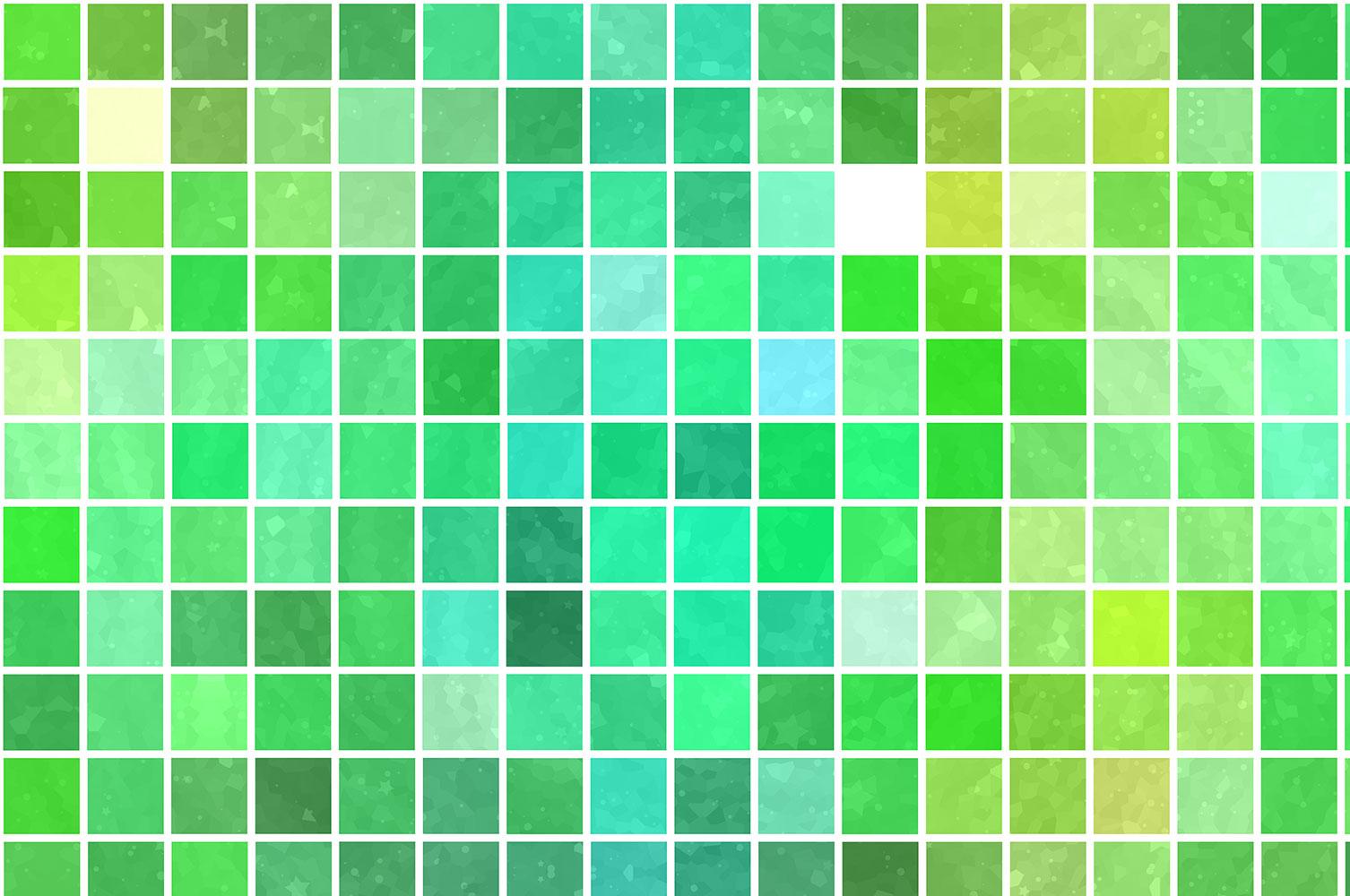 Màu xanh lá trong lịch sử thời trang, nghệ thuật và tâm lý học 4