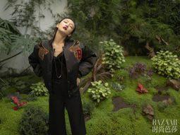 Châu Đông Vũ thay đổi hình tượng trong bộ ảnh khai niên