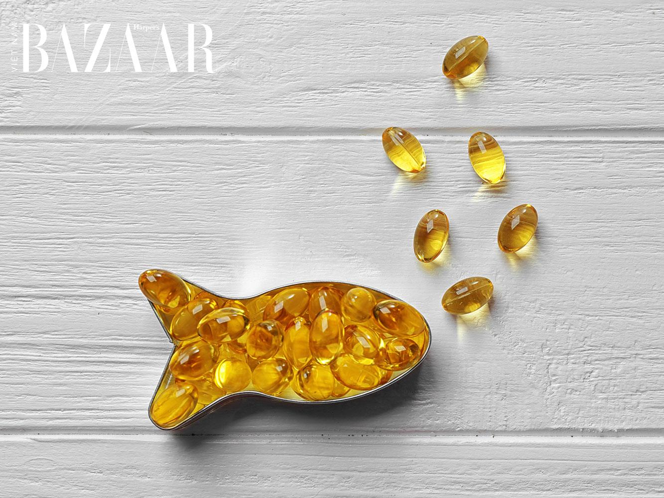 Vitamin F: Hoạt chất củng cố lớp màng bảo vệ da 1