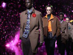 Kim Jones biến sàn diễn Dior Men Pre-Fall 2021 thành dải ngân hà