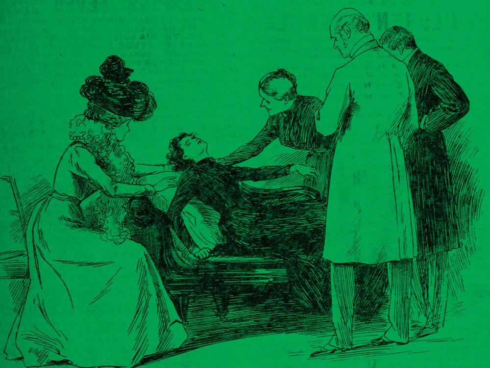 Màu xanh lá trong lịch sử thời trang, nghệ thuật và tâm lý học 3