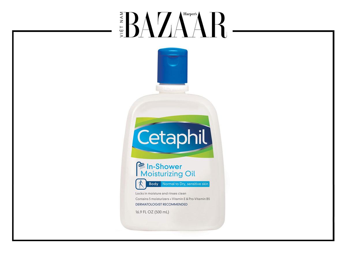 Dưỡng ẩm da ưu việt với dầu tắm 9