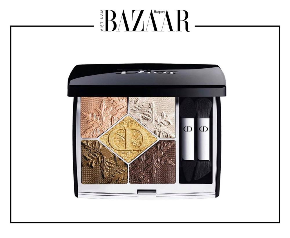Mỹ phẩm trang điểm lấp lánh đa năng đáng sắm nhất mùa lễ hội 2020: Christian Dior Cosmetics
