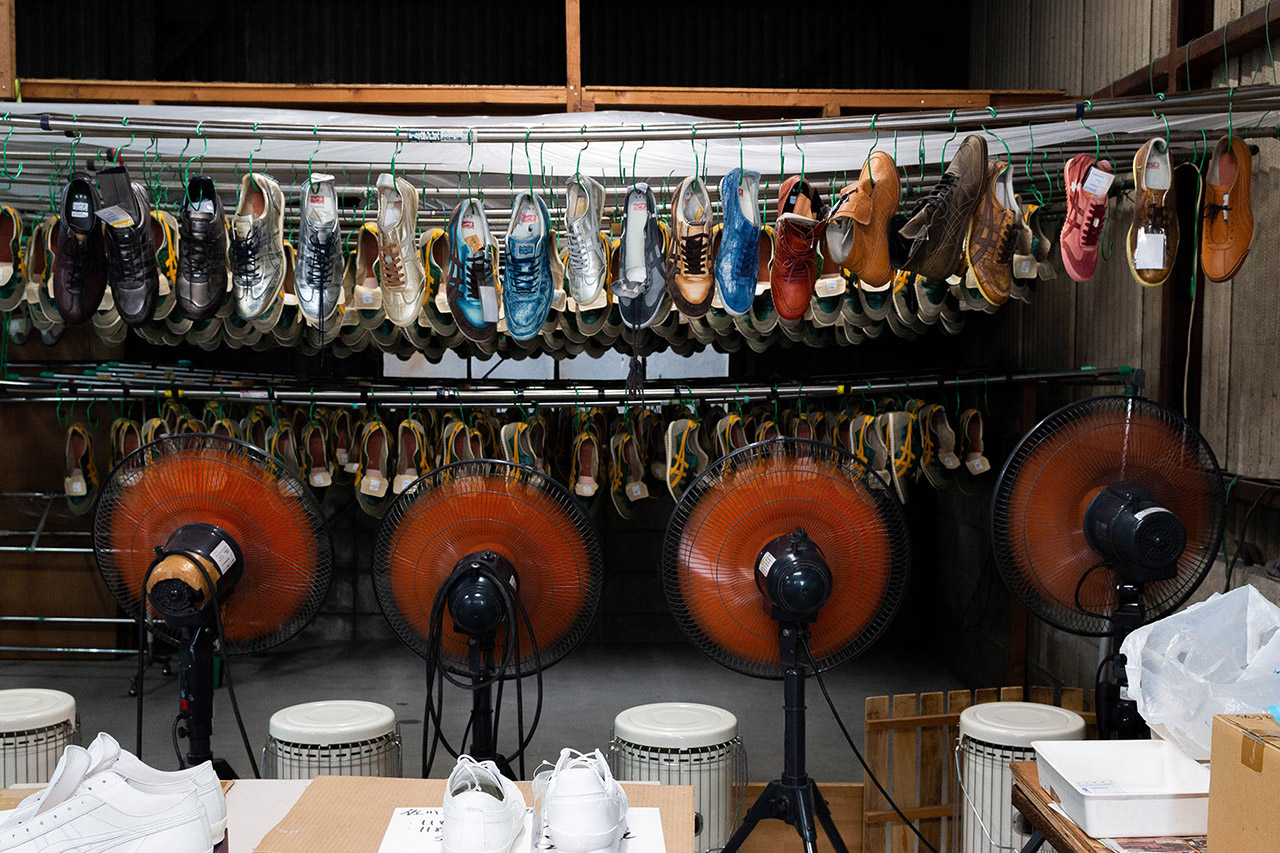 Nippon Made: Hiểu về dòng giày làm tay tại Nhật của Onitsuka Tiger