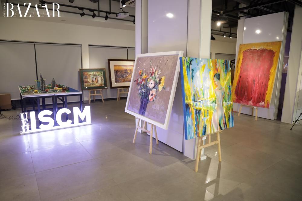 ArtTech Fusion Show mang chủ đề khuyến khích phát triển đô thị thông minh.