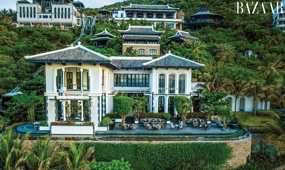 La Maison 1888 thuộc khu resort InterContinental Danang