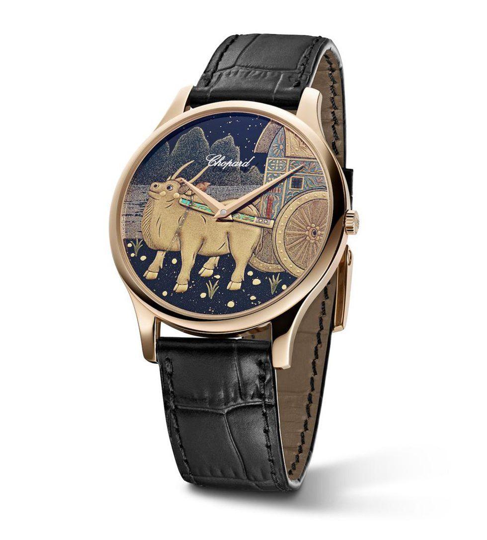 Điểm danh những mẫu đồng hồ siêu sang cho Tết Tân Sửu 2021 1