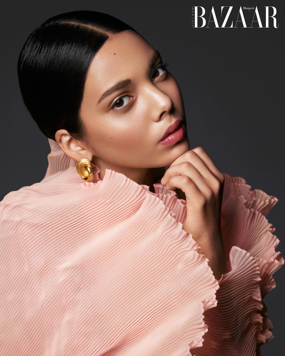 người mẫu nhí Nga Arina Gordiy 3
