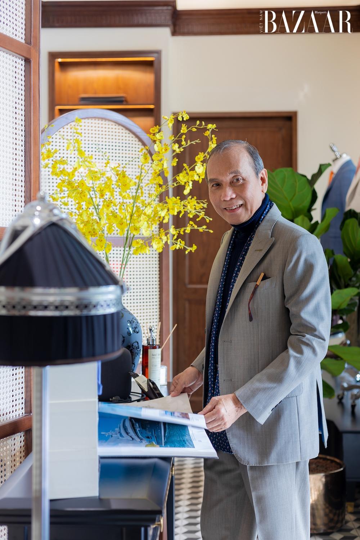 73 năm Việt hoá âu phục của nhà may Cao Minh