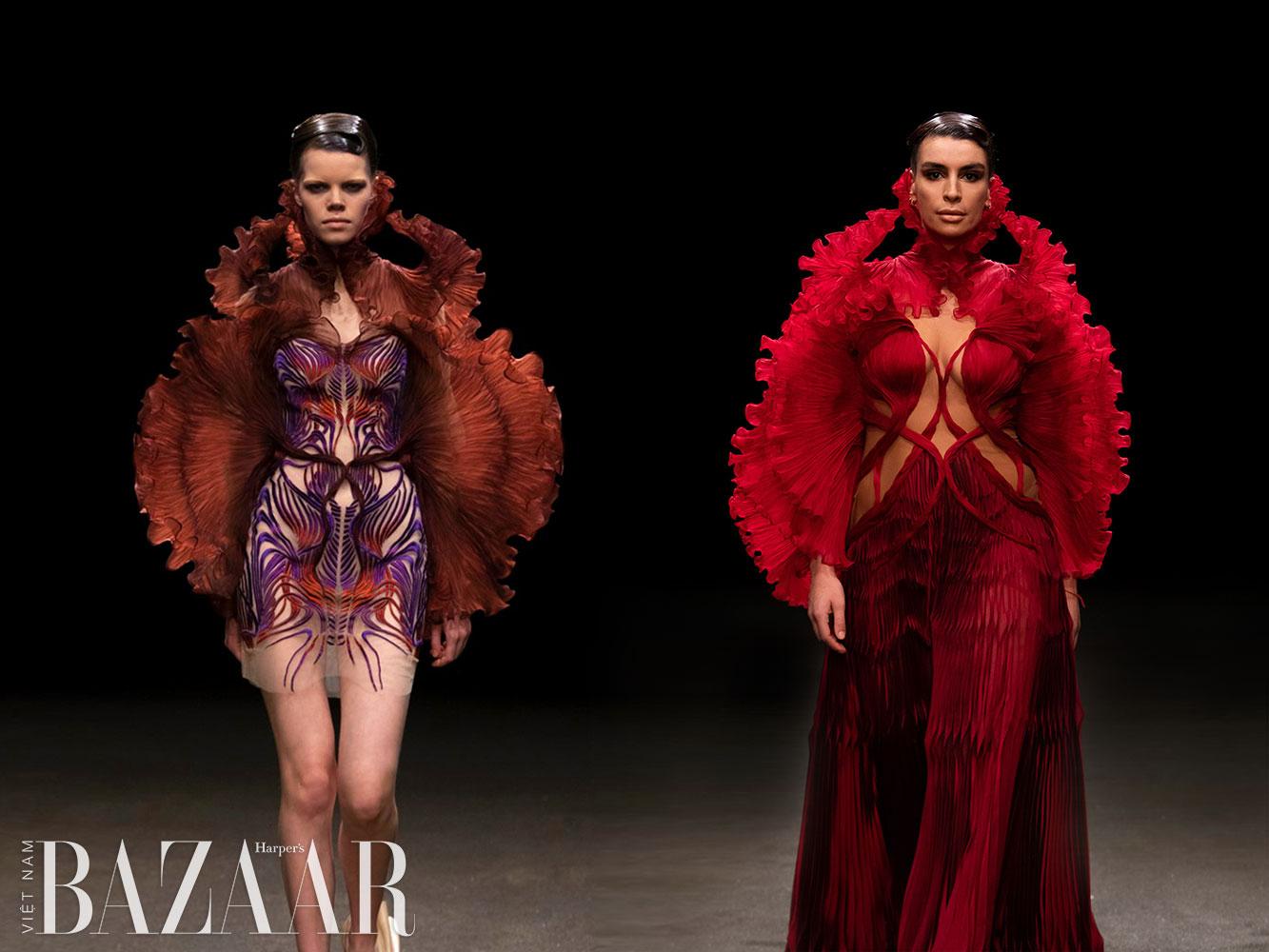 Iris Van Herpen Haute Couture Xuân Hè 2021