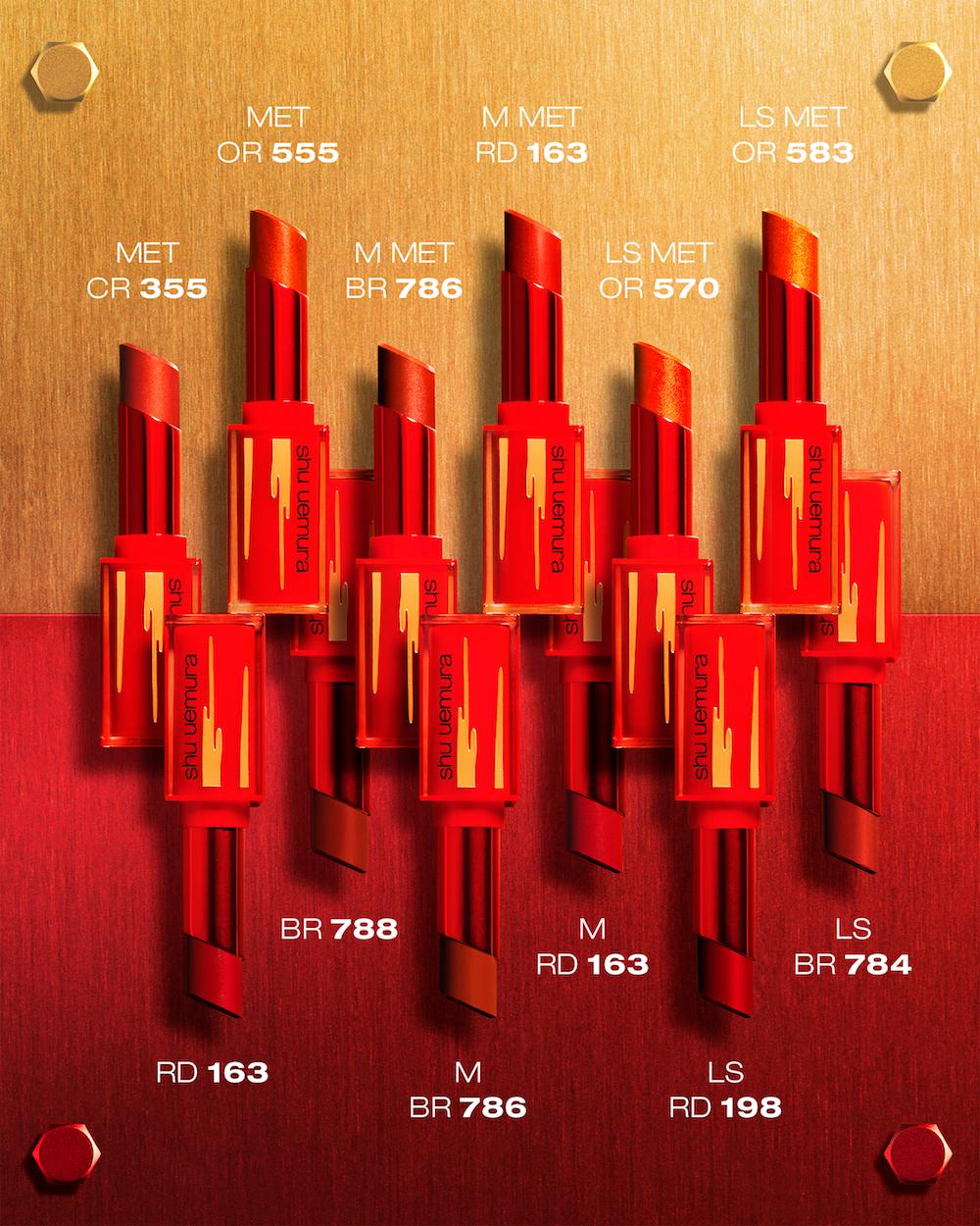 Bộ sưu tập sắc đỏ giới hạn cho dịp Tết 2021 1