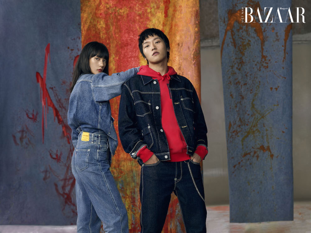 Levi's Red 2021