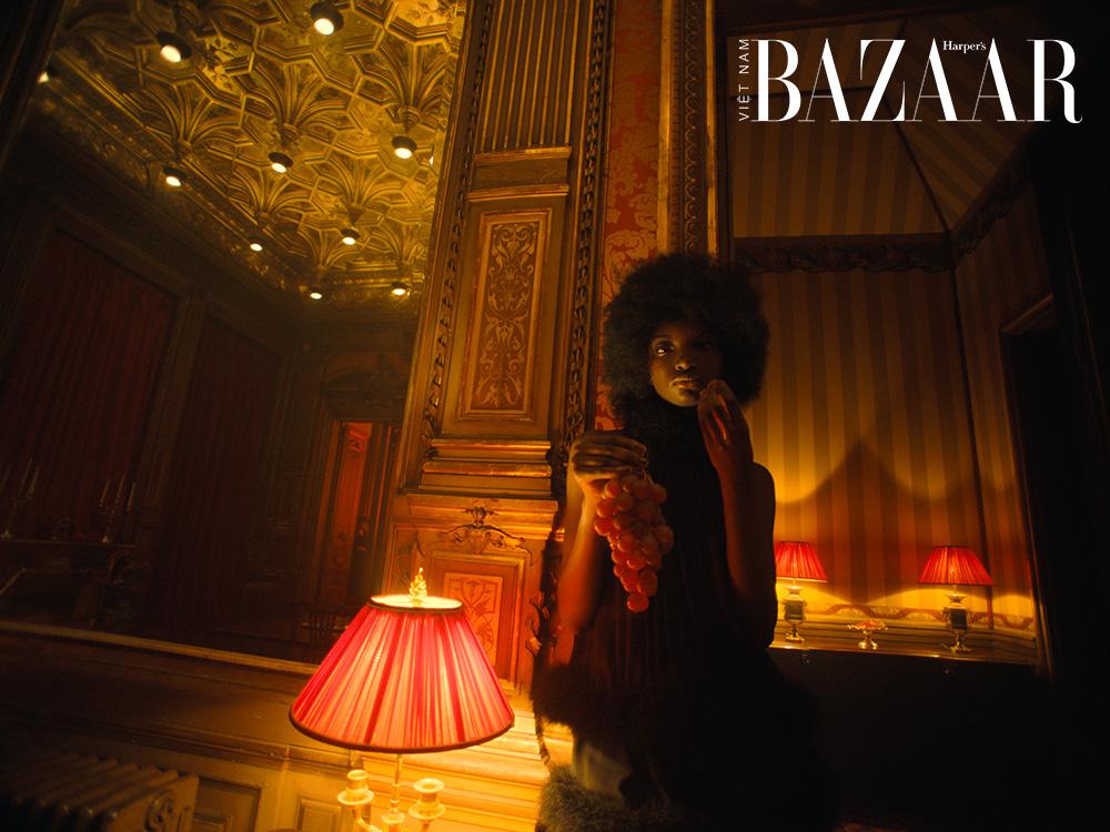 Đạo diễn Gaspar Noe tái hiện BST Saint Laurent Xuân Hè 2021 qua phim ngắn nghẹt thở