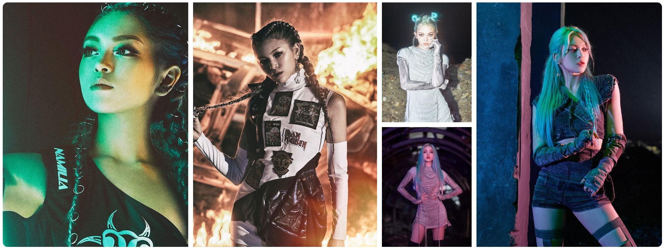 Học makeup phong cách Kpop cùng nghệ sỹ trang điểm của IZ*ONE 2