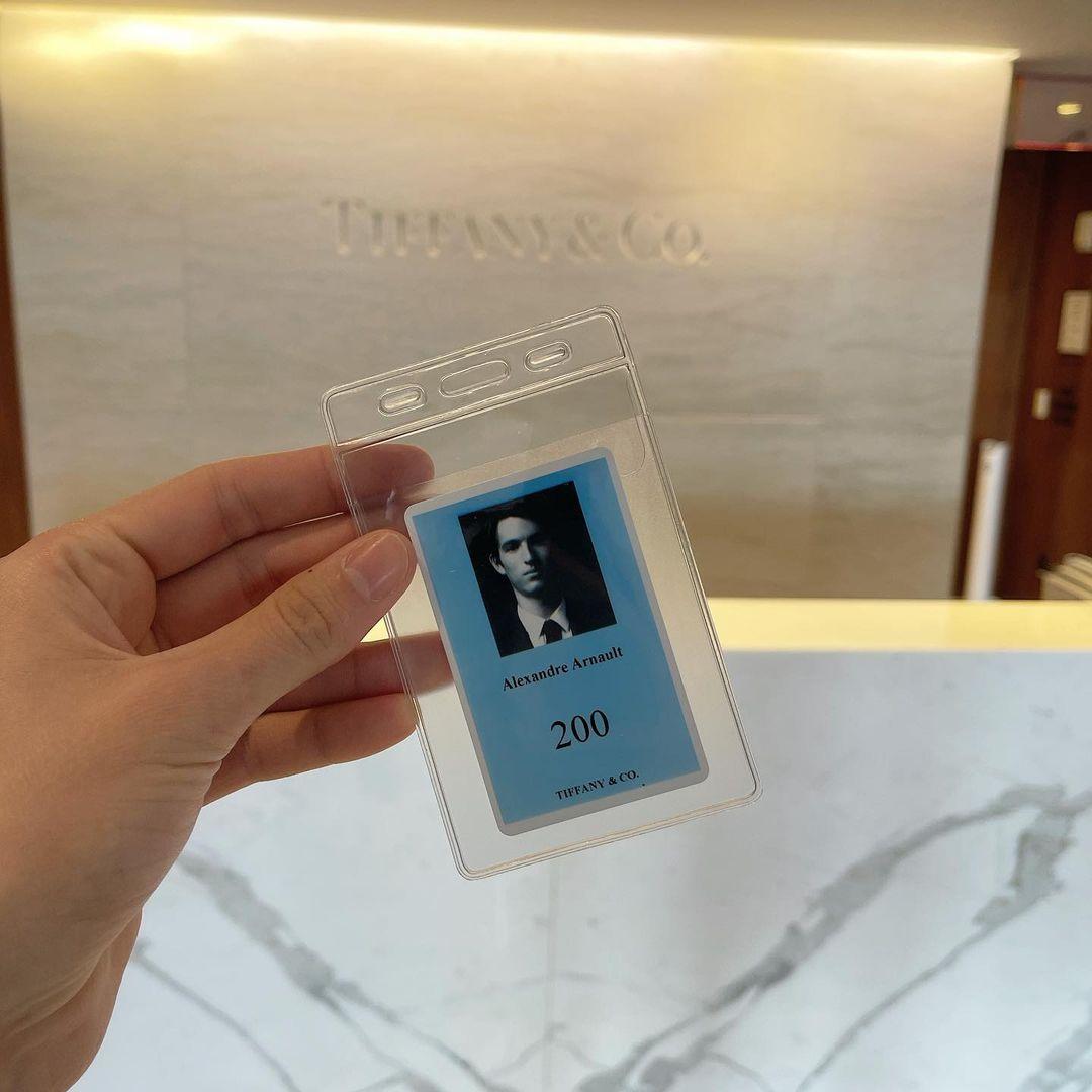 Alexandre Arnault, con trai thứ ba của tỉ phú Bernard Arnault, lên nắm quyền quan trọng tại Tiffany & Co.