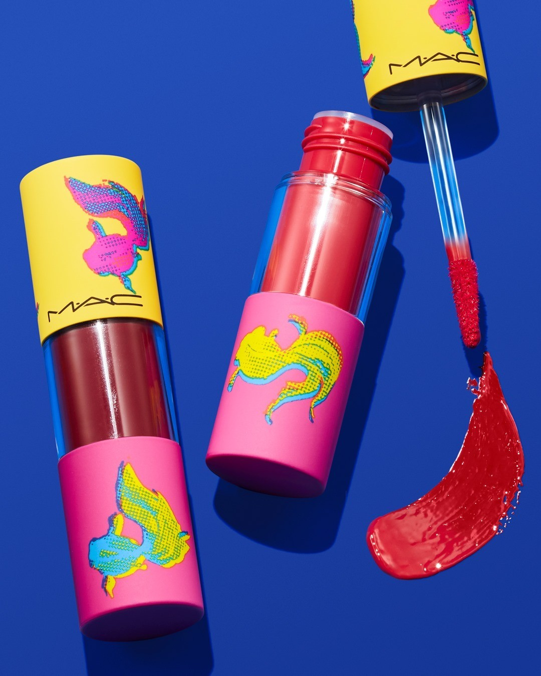 MAC ra mắt bộ sưu tập mỹ phẩm phong cách Pop Art cho Tết 2021