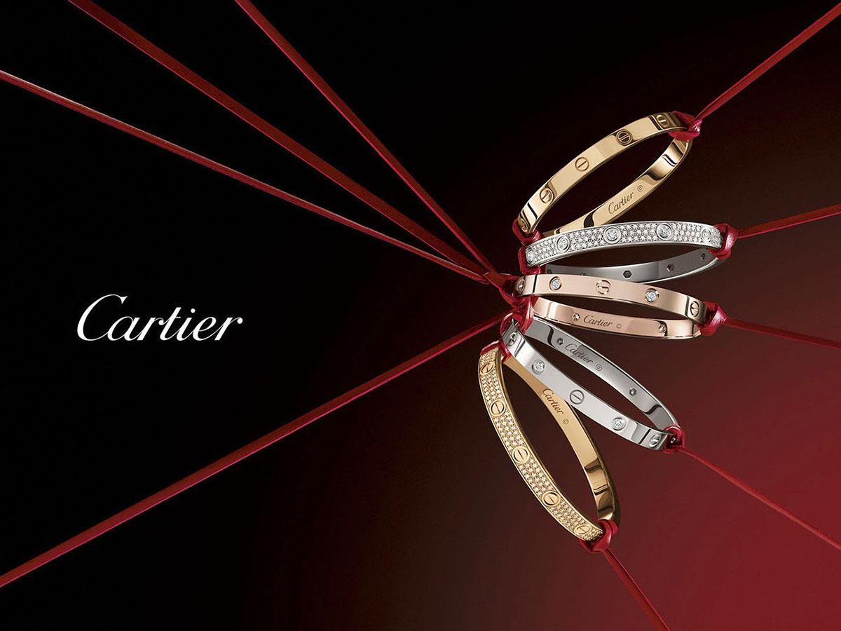 Bộ sưu tập LOVE của Cartier: Biểu tượng tình yêu vĩnh cửu