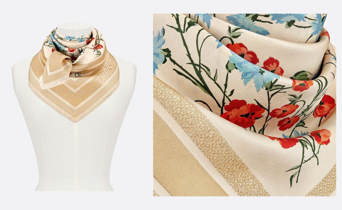Bộ sưu tập tinh tế nhất dịp Tết 2021: Dior Hibiscus