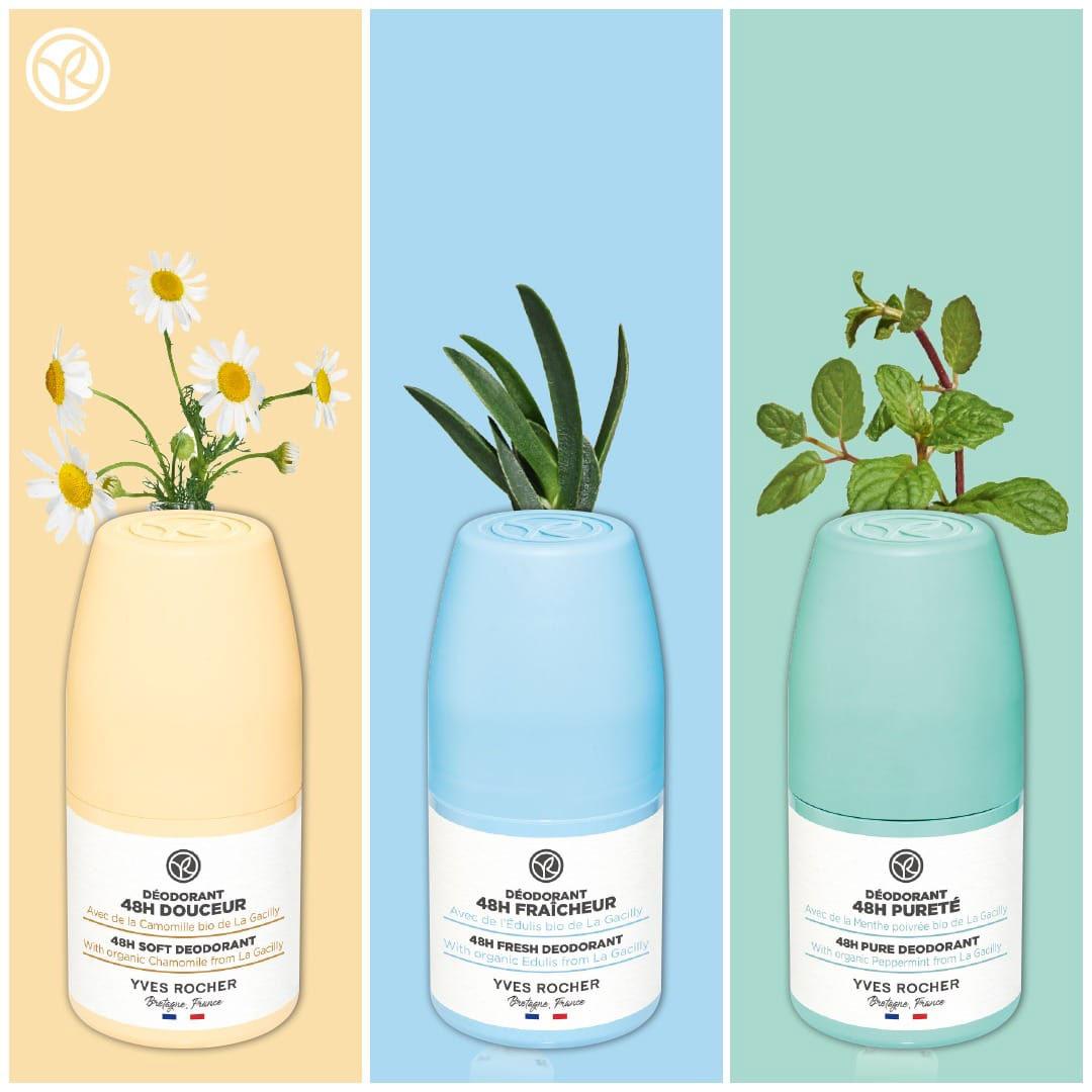Cách phân biệt và chọn giữa 2 loại lăn khử mùi: Deodorant / Antiperspirant 2