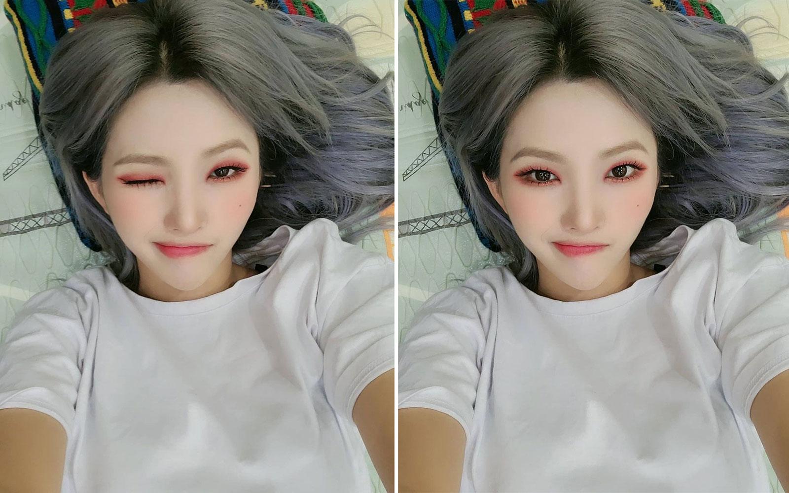 Mẹo trang điểm mắt của idol Hàn Quốc tạo đôi mắt to tròn, bừng sáng