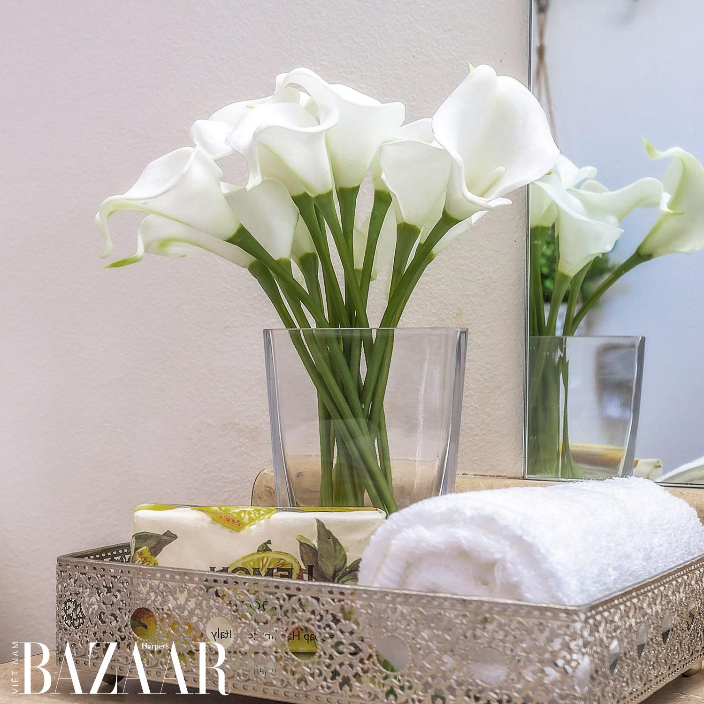 5 yếu tố trong bộ môn cắm hoa nghệ thuật: Texture
