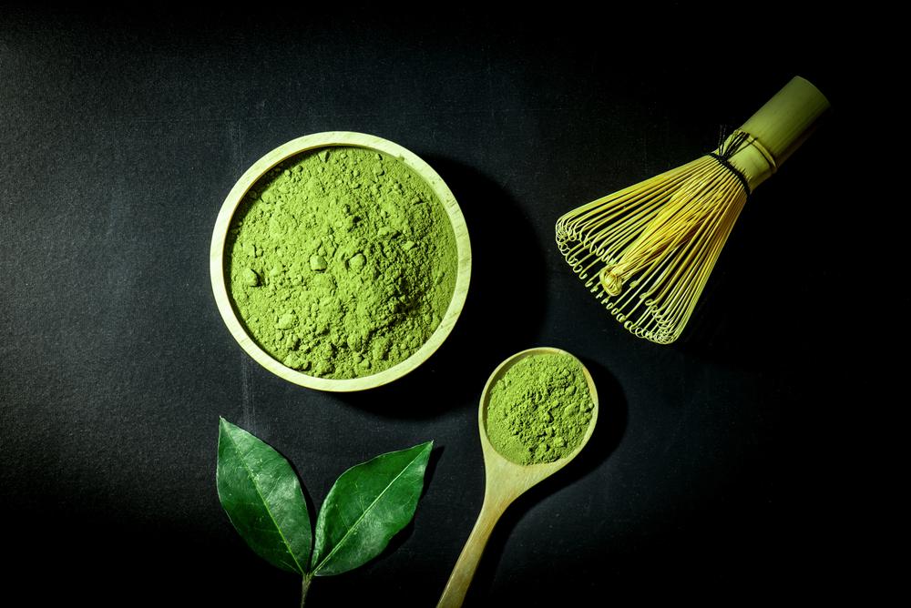 Cách trị mụn ẩn dưới da siêu hiệu quả bằng bột trà xanh