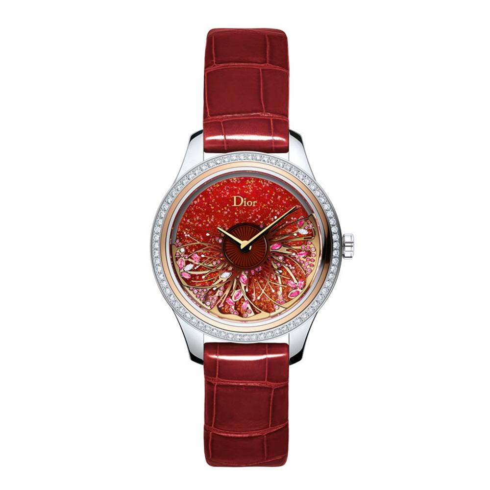 Đồng hồ Tết 2021: Dior Grand Bal Jardin Fleuri