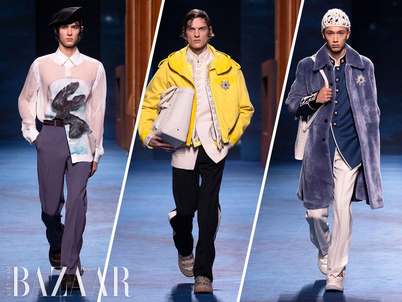 Dior Men Thu Đông 2021   Xem trọn bộ sưu tập 1