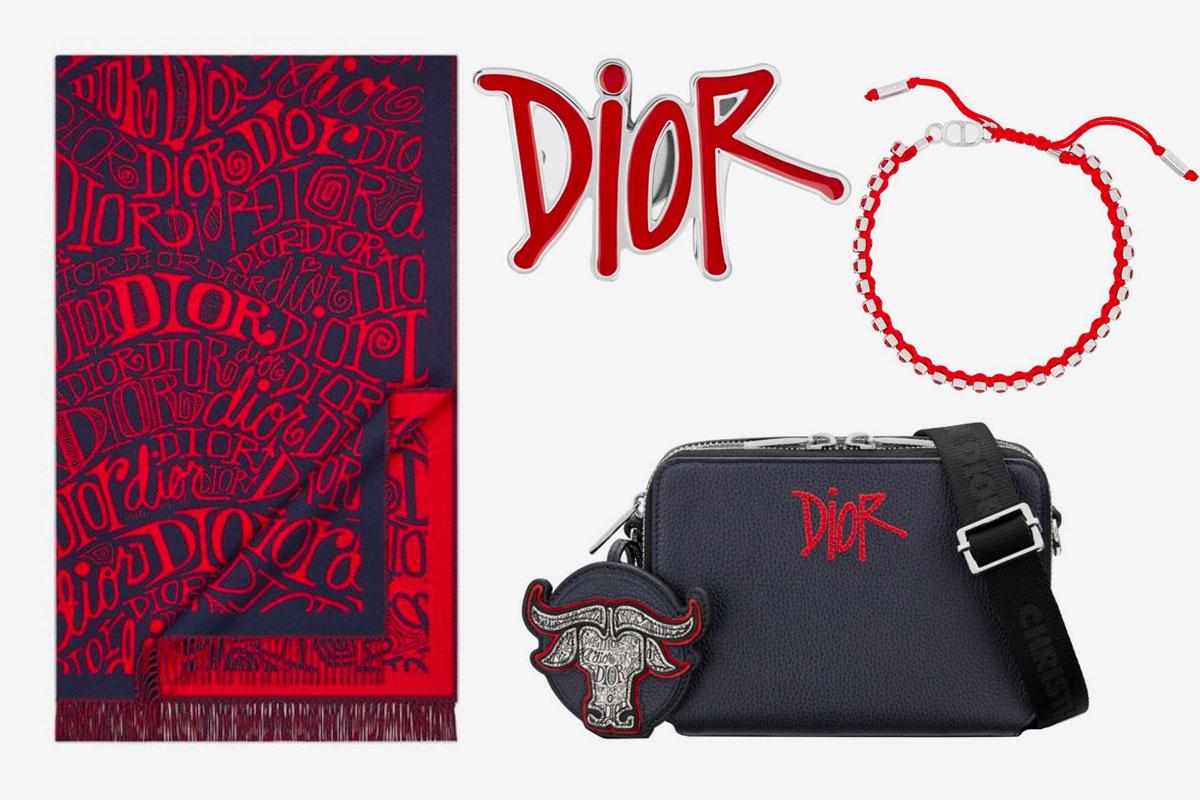 BST Dior Men x Shawn Stussy Tết nguyên đán 2021 5