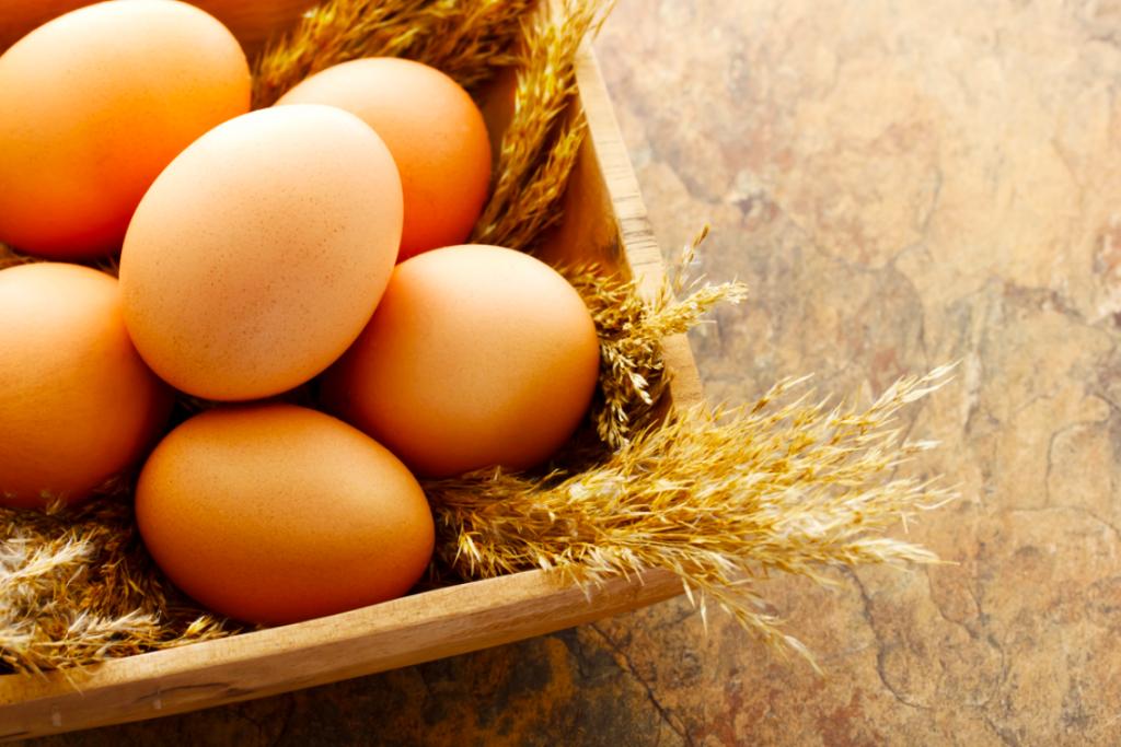 Đói quá ăn gì đây? ăn trứng