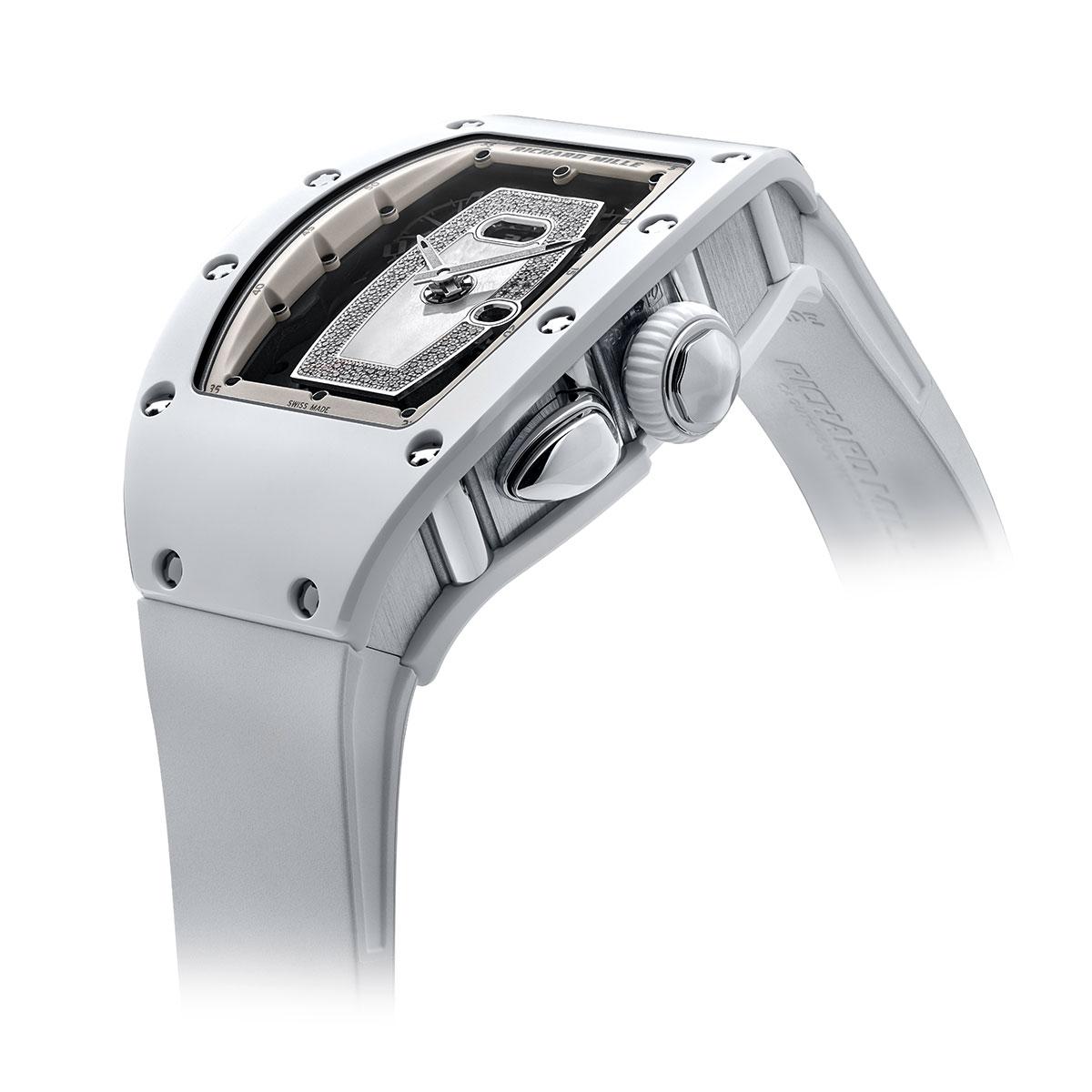 Đồng hồ Richard Mille RM 037 White Ceramic Automatic 3