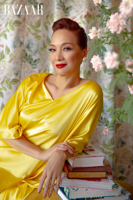 NSND Lê Khanh lột xác với phong cách thời trang nữ cường trong Gái già lắm chiêu V 3