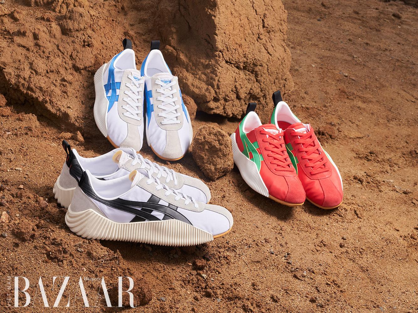 Tất cả các mẫu giày mới nhất của Onitsuka Tiger mùa Xuân Hè 2021