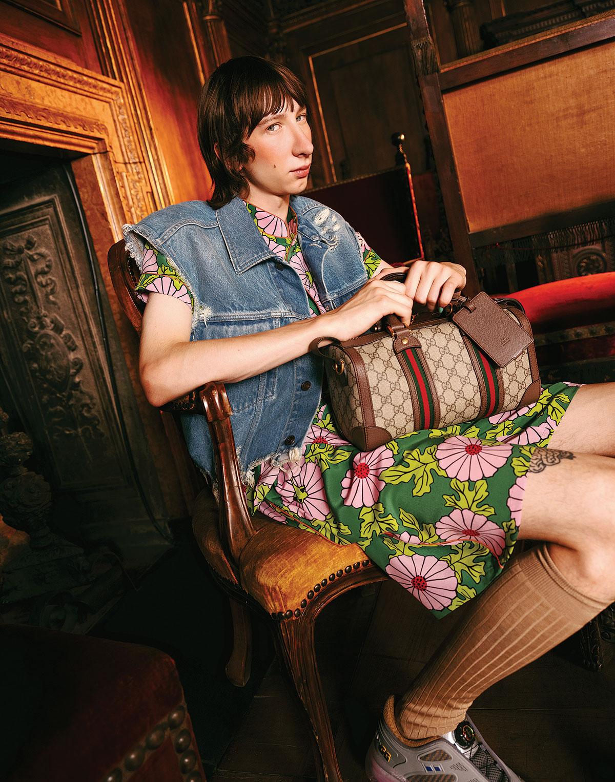 Những túi xách và phụ kiện nổi bật nhất bộ sưu tập Gucci Epilogue 1