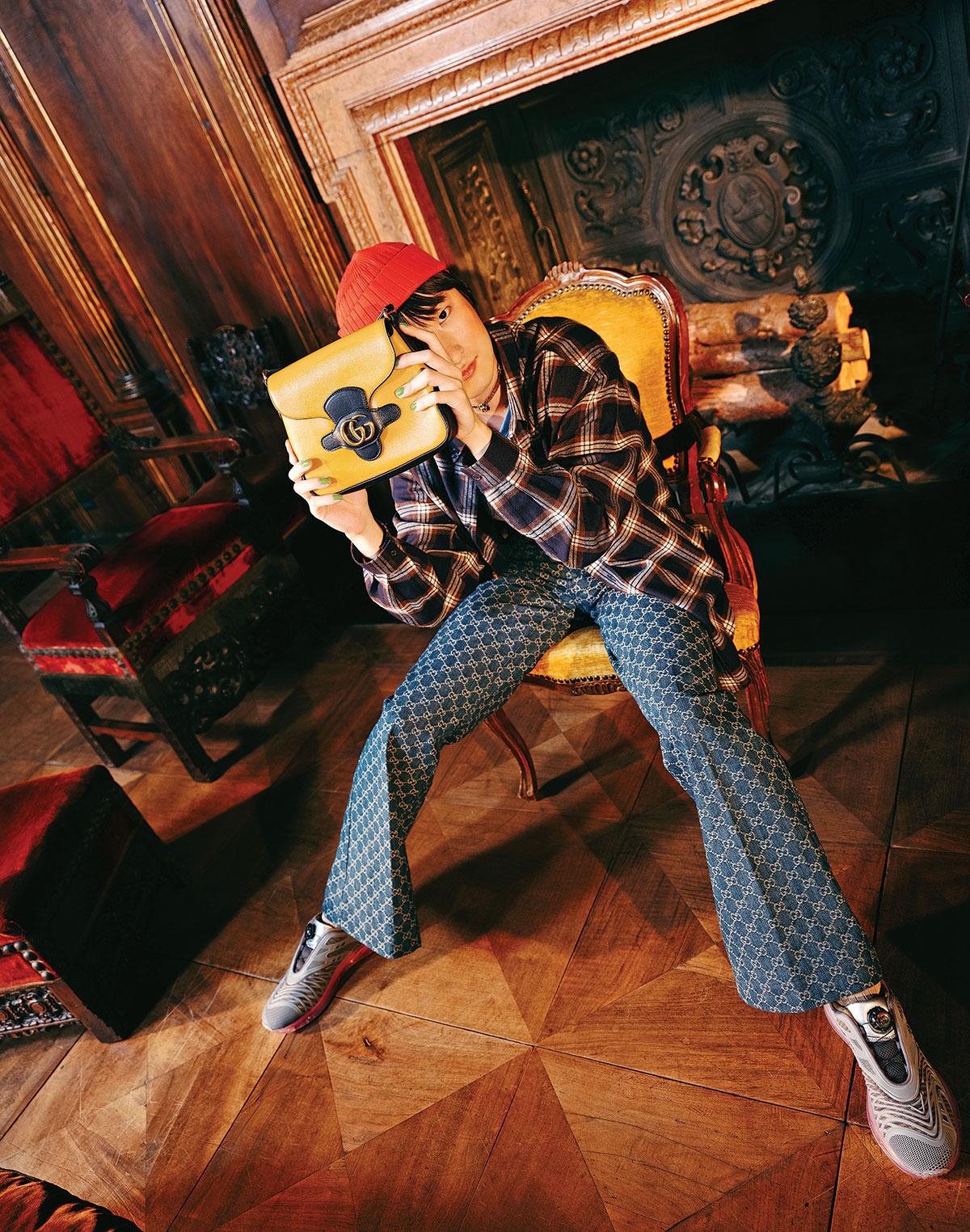 Những túi xách và phụ kiện nổi bật nhất bộ sưu tập Gucci Epilogue 3