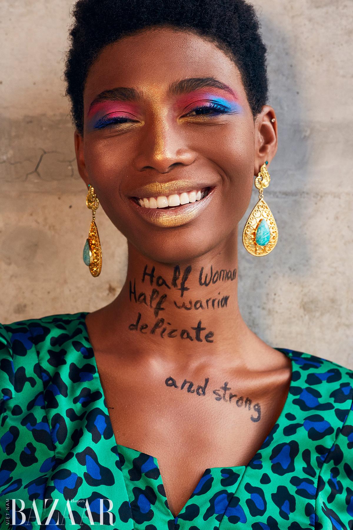 Người mẫu Yiara Palacios trong bộ ảnh của Nhiếp ảnh gia Jesús Perez