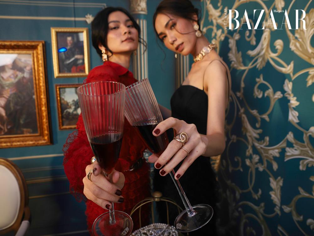 NTK Nguyễn Minh Công chào năm mới bằng bữa tiệc thời trang quý tộc Princess Party