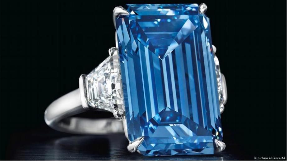 nhẫn kim cương đẹp nhất thế giới