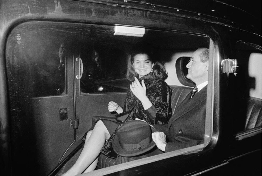 chiếc nhẫn của Jacqueline Kennedy Onassis