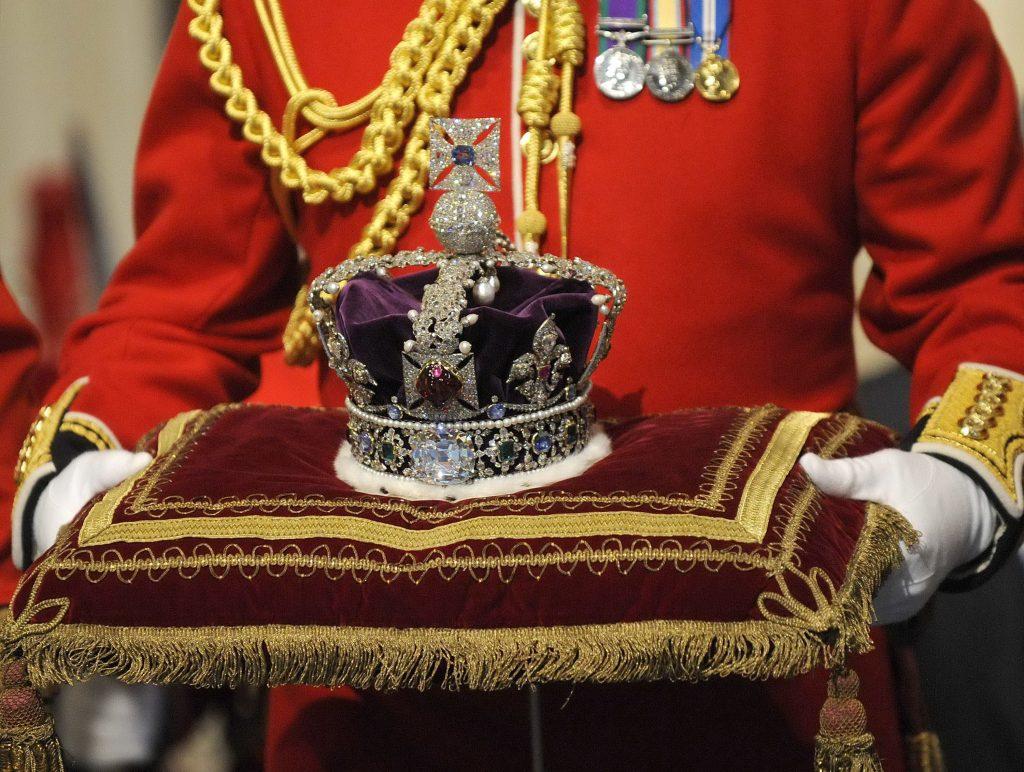 Bộ sưu tập Đá quý của Hoàng gia Anh