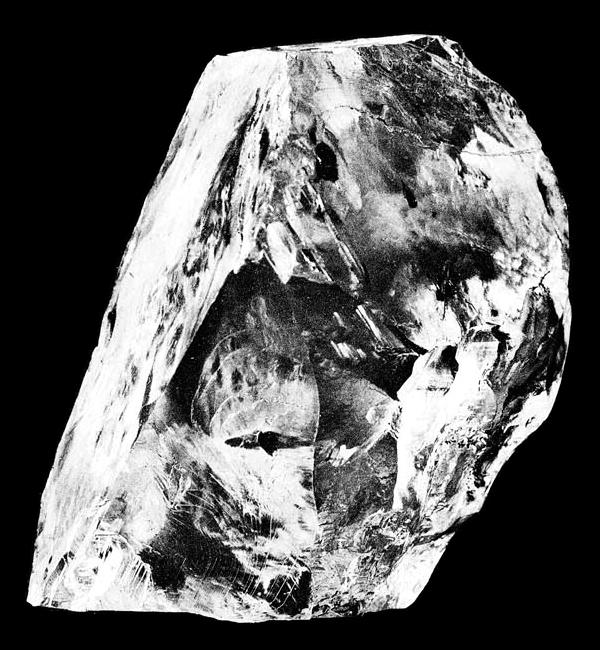 Viên kim cương to nhất thế giới