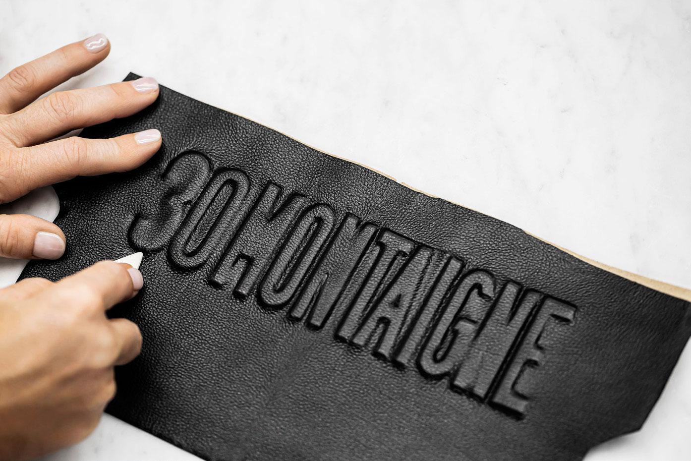 Dior hé lộ quy trình may vá thủ công tạo nên chiếc túi Caro 3